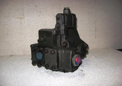 CMI hydraulische plunjerpomp