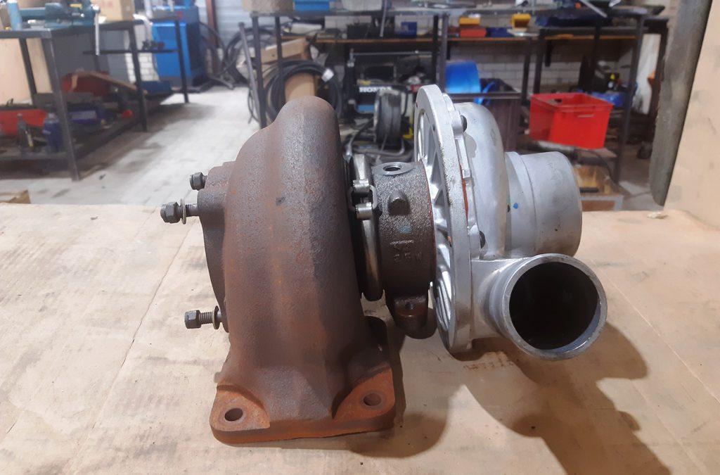 Nieuwe IHI Turbocharger
