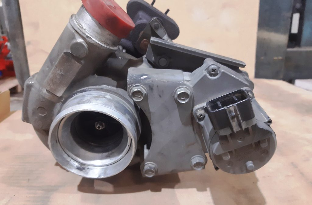 IHI Turbocharger