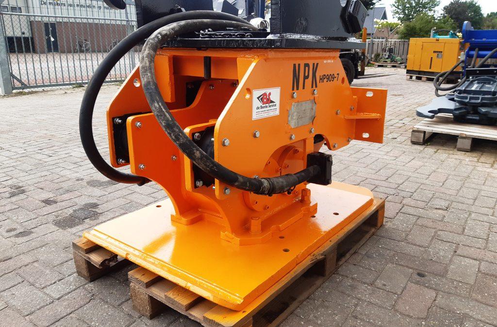 NPK trilblok type HP909-7
